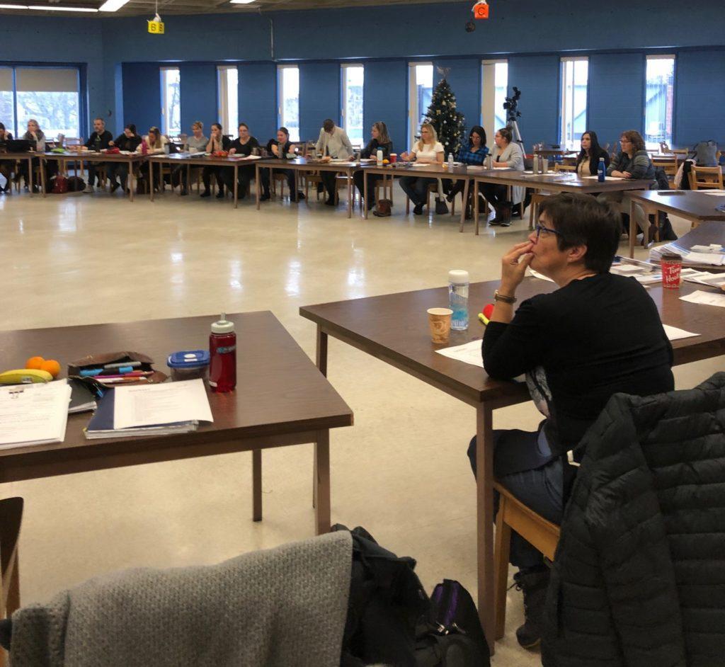 Rencontre de partenaires TÉVA-Saint-Hyacinthe-6 décembre 2019
