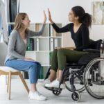 Employés à mobilité réduite à la recherche d'inclusion